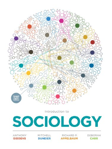 9780393912289: Introduction to Sociology (Seagull Eighth Edition)