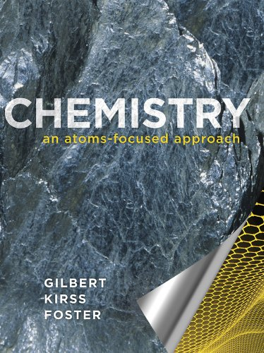 9780393912340: Chemistry: An Atoms-Focused Approach