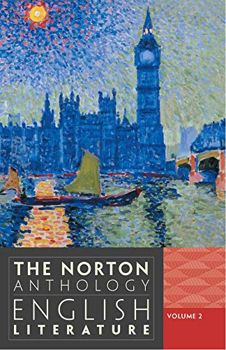 9780393912487: The Norton Anthology of English Literature (Ninth Edition) (Vol. 2)