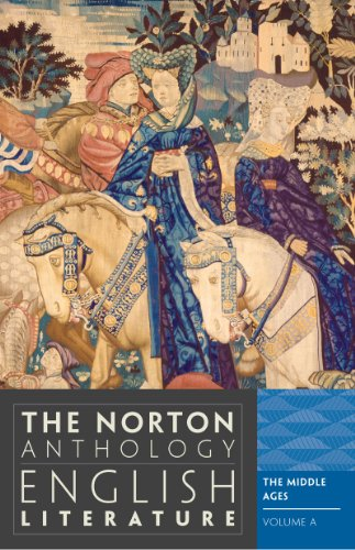 9780393912494: The Norton Anthology of English Literature (Ninth Edition) (Vol. A)