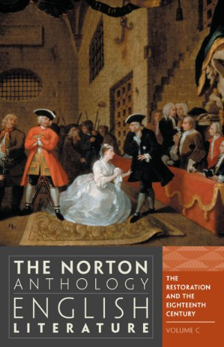 9780393912517: The Norton Anthology of English Literature (Ninth Edition) (Vol. C)