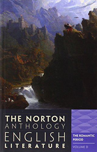 9780393912524: The Norton Anthology of English Literature (Ninth Edition) (Vol. D)