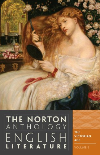 9780393912531: The Norton Anthology of English Literature (Ninth Edition) (Vol. E)
