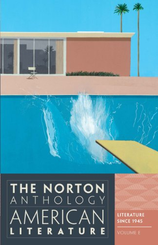 9780393912562: The Norton Anthology of American Literature: V. E