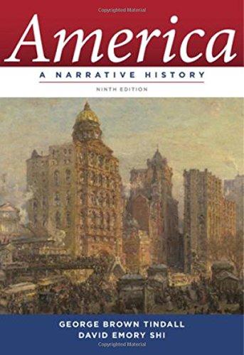 9780393912623: America: A Narrative History (Ninth Edition) (Vol. One-Volume)