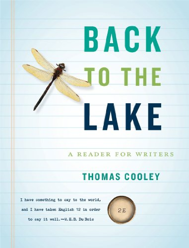 9780393912685: Back to the Lake: A Reader for Writers (Second Edition)
