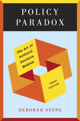 9780393912722: Policy Paradox: The Art of Political Decision Making (Third Edition)