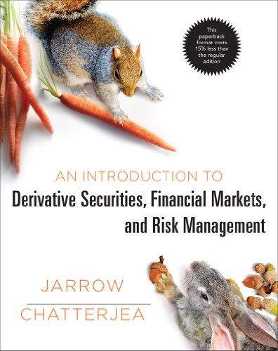 9780393912937: An Introduction to Derivative Securities, Financial Markets, and Risk Management