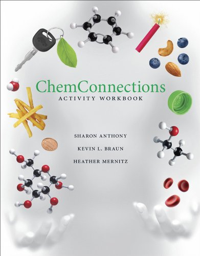 9780393913057: ChemConnections Activity Workbook