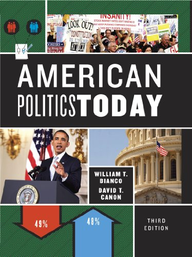 9780393913262: American Politics Today (Third Full Edition)