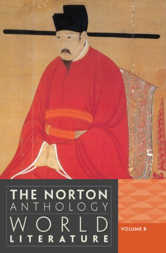 9780393913309: The Norton Anthology of World Literature (Third Edition) (Vol. B)
