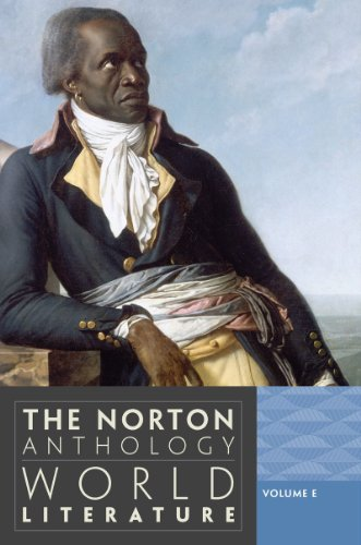 9780393913330: The Norton Anthology of World Literature (Third Edition) (Vol. E)