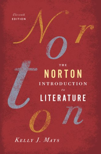 9780393913385: The Norton Introduction to Literature