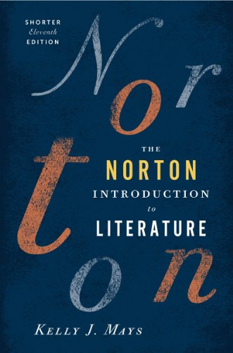 9780393913392: The Norton Introduction to Literature (Shorter Eleventh Edition) (2012-09-21)