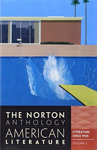 9780393913422: Norton Anthology of American Literature: V. 2 (C, D & E)