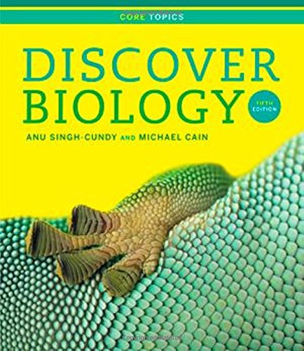 Discover Biology: Cain, Michael L.;