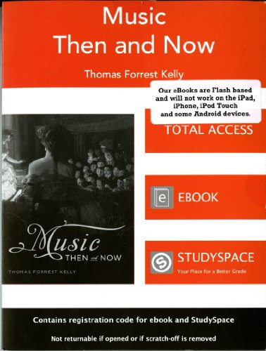9780393918403: Music Then and Now