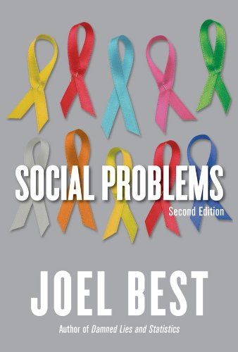 9780393918632: Social Problems (Second Edition)