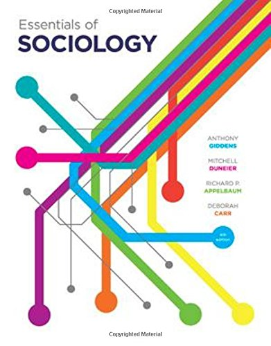 9780393918830: Essentials of Sociology (Fourth Edition)