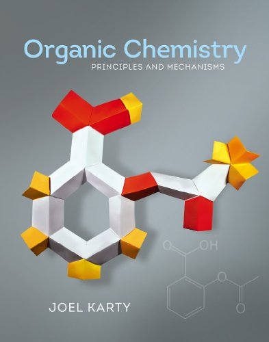 9780393919042: Organic Chemistry: Principles and Mechanisms