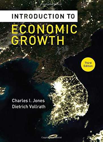 9780393919172: Introduction to Economic Growth (Third Edition)