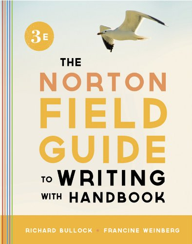 9780393919585: The Norton Field Guide to Writing, with Handbook (Third Edition)