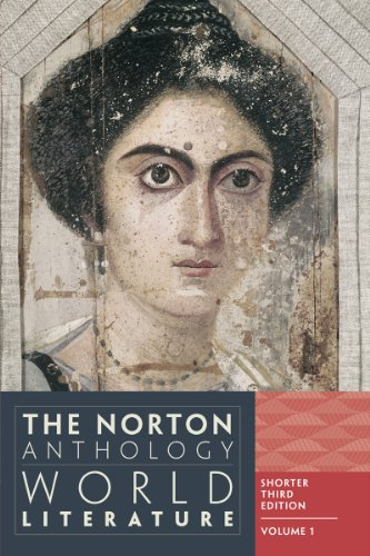 The Norton Anthology of World Literature (Shorter: PUCHNER