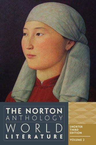 9780393919615: The Norton Anthology of World Literature (Shorter Third Edition) (Vol. 2)
