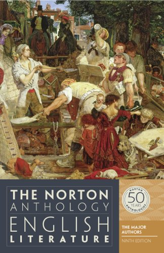 9780393919639: The Norton Anthology of English Literature: The Major Authors, 9th Edition