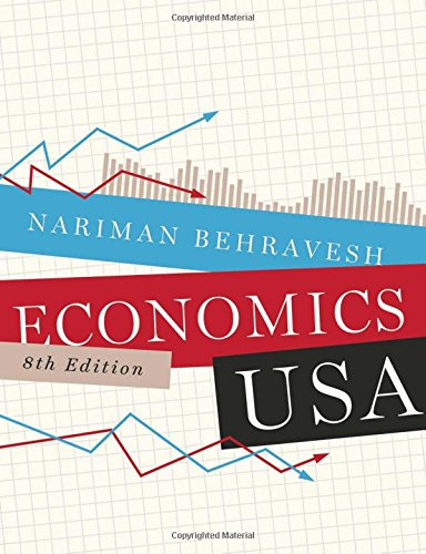 9780393919691: Economics USA (Eighth Edition)