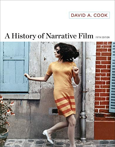 9780393920093: A History of Narrative Film (Fifth Edition)