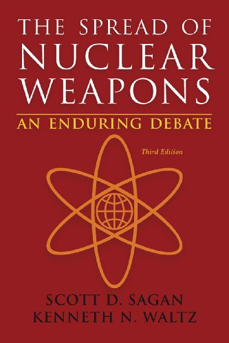 9780393920109: The Spread of Nuclear Weapons: An Enduring Debate (Third Edition)