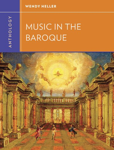 9780393920208: Anthology for Music in the Baroque (Western Music in Context: a Norton History)