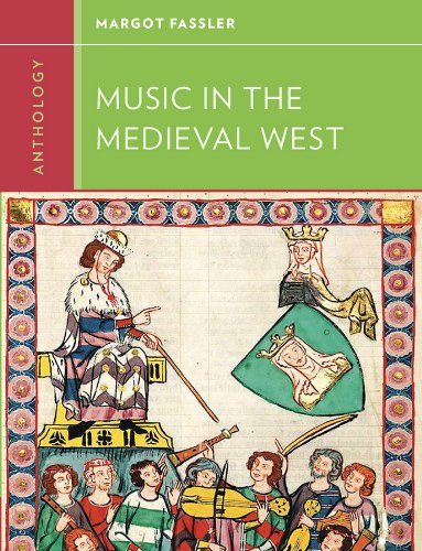 9780393920222: Anthology for Music in the Medieval West (Western Music in Context: a Norton History)