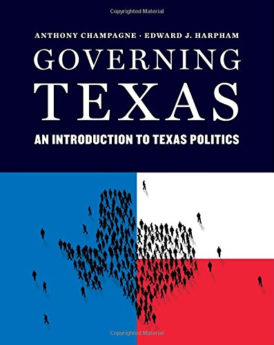 9780393920352: Governing Texas