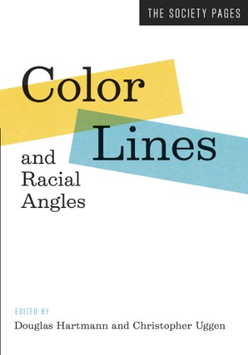 9780393920390: Color Lines and Racial Angles (The Society Pages)