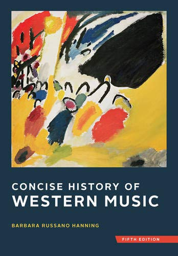 9780393920666: Concise History of Western Music