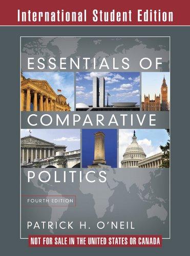 9780393920741: Essentials of Comparative Politics