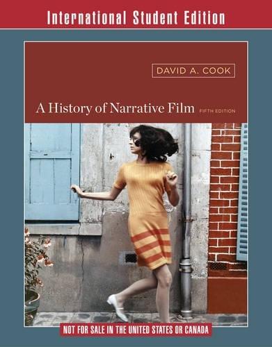 9780393920765: A History of Narrative Film 5e ISE