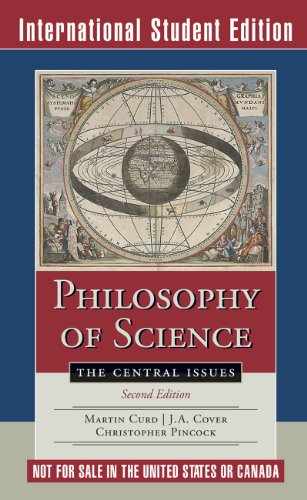Philosophy of Science: The Central Issues (Paperback): J. A. Cover,
