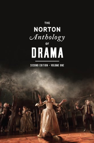 9780393921519: The Norton Anthology of Drama (Second Edition) (Vol. 1)