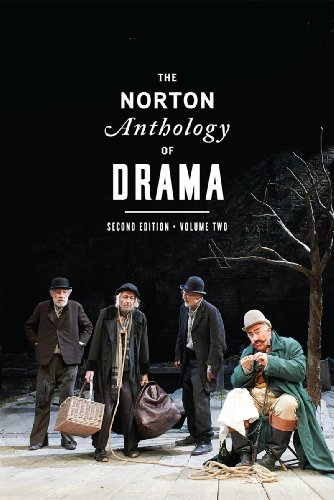 9780393921526: The Norton Anthology of Drama (Second Edition) (Vol. 2)