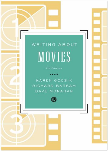 Writing about Movies: Dave Monahan; Karen