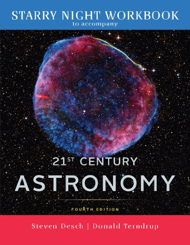 9780393921816: Starry Night Workbook with College Planetarium Software: to accompany 21st Century Astronomy, Fourth Edition