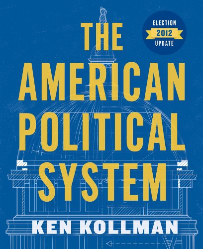 9780393921854: The American Political System (Full Edition Election Update (with policy chapters))