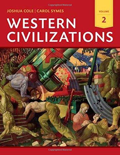 9780393922158: Western Civilizations: Their History & Their Culture (Eighteenth Edition) (Vol. 2)