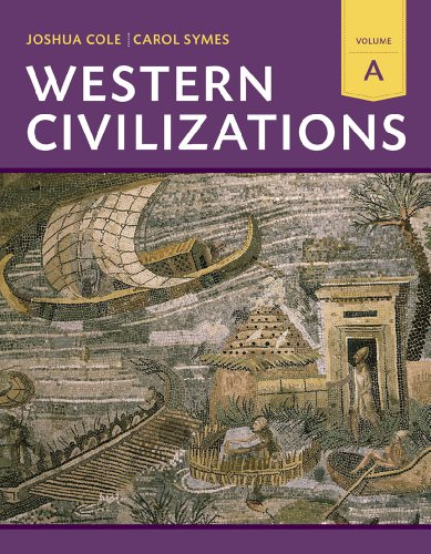 9780393922165: Western Civilizations: Their History & Their Culture (Eighteenth Edition) (Vol. A)