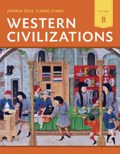9780393922172: Western Civilizations: Their History & Their Culture (Eighteenth Edition) (Vol. B)