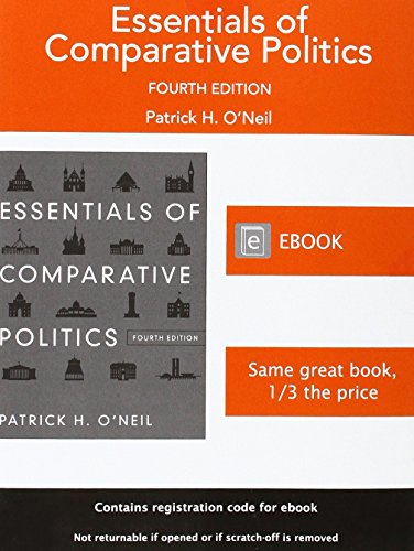 9780393922561: Essentials of Comparative Politics