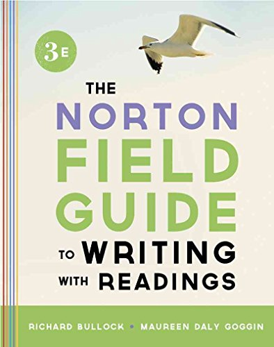 9780393923193: The Norton Field Guide to Writing